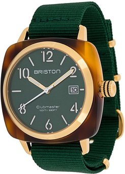 Clubmaster Classic 40mm watch - Green