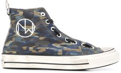 x Undercover Chuck 70 sneakers - Blue