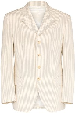 Sun blazer jacket - White
