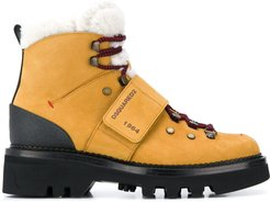 Canadiana lace-up boots - 5059