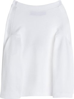 pet long-sleeved T-shirt - White