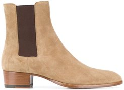suede Chelsea boots - NEUTRALS