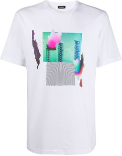 T-Just-T25 T-shirt - White