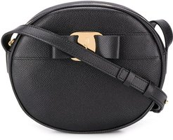 Vara Bow cross-body bag - Black
