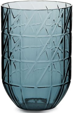 large Colour vase - Blue