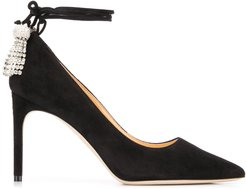 Giselle pointed pumps - Black
