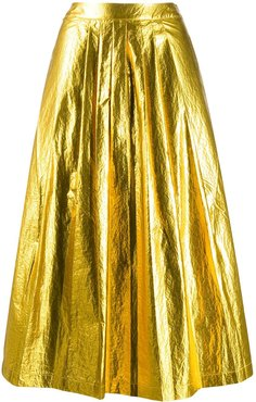 Vayacon pleated skirt - Yellow