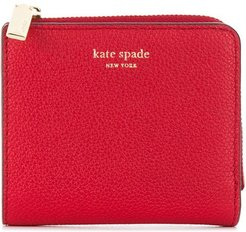 Margaux wallet - Red