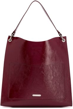 Ring tote - Red