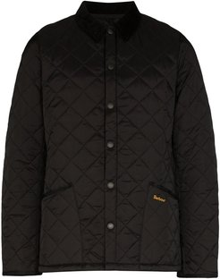 Heritage Lidde quilted jacket - Black