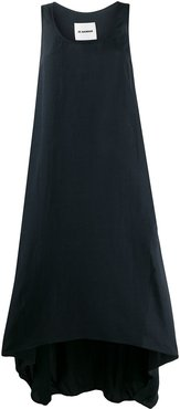 wide fit maxi dress - Blue