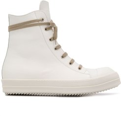 Larry hi-top sneakers - White