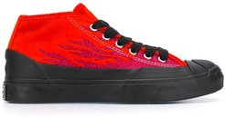 x A$AP Nast Jack Purcell Chukka sneakers - Red
