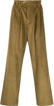 wide-leg trousers - Green