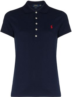 polo pony polo shirt - Blue