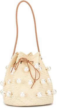 Uto bucket bag - Brown