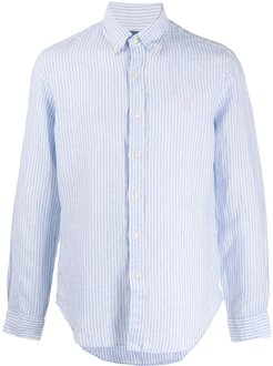 Sport long-sleeve shirt - Blue