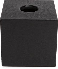Niez cube tissue box - Black