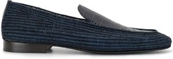 slip on loafers - Blue