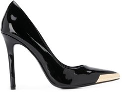 pointed-toe pumps - Black