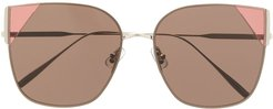 Lala BC4 sunglasses - Brown