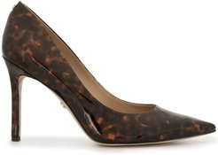 tortoiseshell pumps - Brown