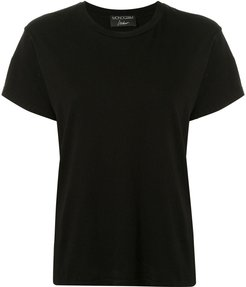 Solid relaxed fit T-shirt - Black