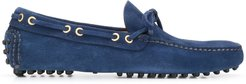 The Original pebble-sole loafers - Blue