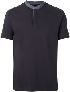concealed polo shirt - Blue
