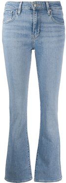 725 mid-rise bootcut jeans - Blue