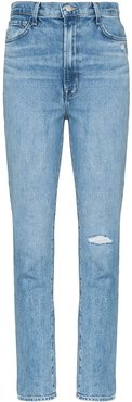 Runway 1212 distressed skinny jeans - Blue