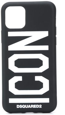 Icon iPhone 11 Pro Max case - Black
