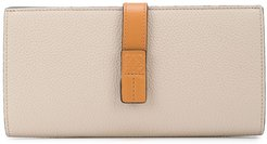 bi-fold continental wallet - NEUTRALS