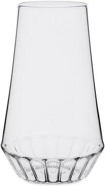 Rossi medium glass vase - NEUTRALS