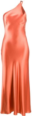 cropped Roxy dress - ORANGE