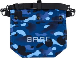 Graduation Camo shoulder bag - Blue