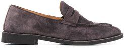 slip-on loafers - Grey