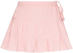 Jane tiered skirt - PINK