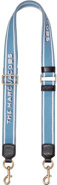The Icing Thin Webbing bag strap - Blue