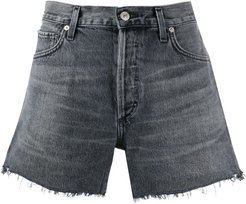 Marlow denim shorts - Black