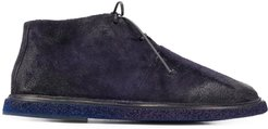Mitracco suede desert boots - Blue