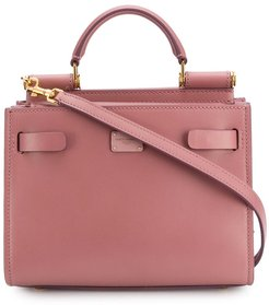 small New Sicily tote - PINK