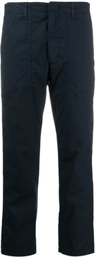 tailored trousers - Blue