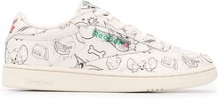 Tom and Jerry Club C 85 sneakers - White