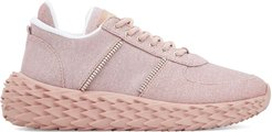 Urchin low-top sneakers - PINK