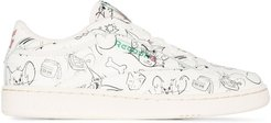 x Tom Jerry Club C sneakers - White