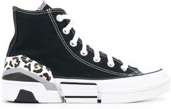 CPX70 high top sneakers - Black