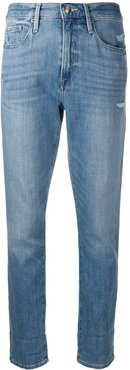 Le Beau slim-fit jeans - Blue