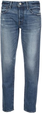 Vienna tapered jeans - Blue
