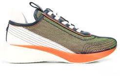 vision two-tone sole sneakers - Multicolour